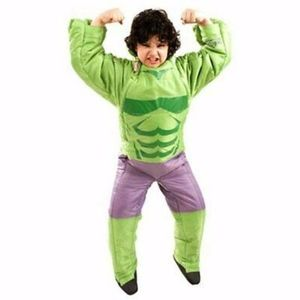 SELK'BAG Hulk Sleep Wear System Kids Small